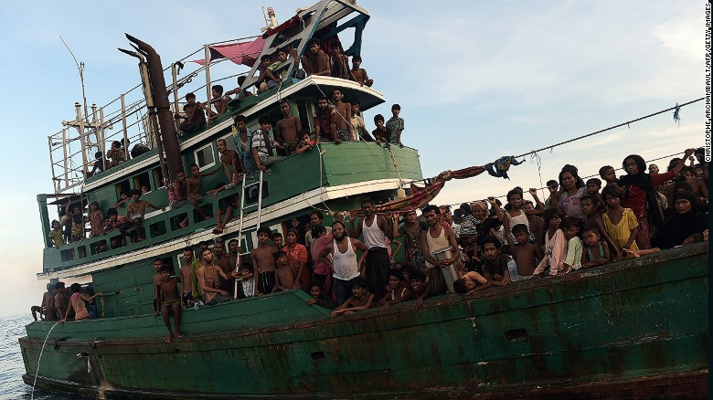 Asian boat crisis May 2015